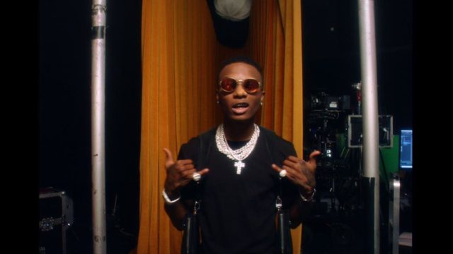 Wizkid Hints at Dropping Something Special for Fans Twitter NotjustOK