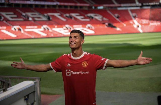 Cristiano Ronaldo, Old Trafford