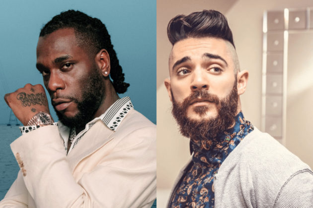 See Fan Reactions to Jon Bellion and Burna Boy New Song | NotjustOK