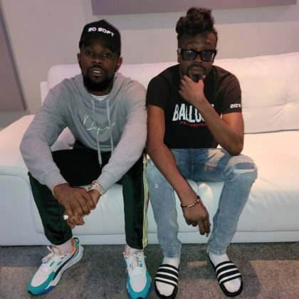 Patoranking and Beenie Man Share Snippet of New Song Watch Video NotjustOK
