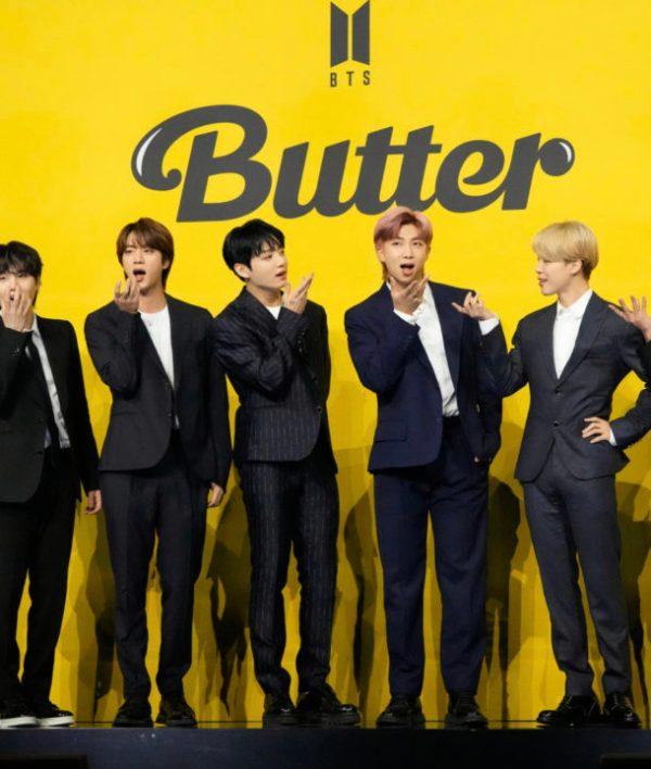Butter Lyrics By BTS   Official Lyrics