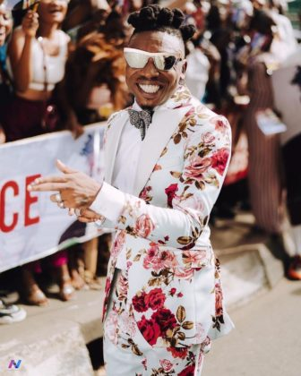 Mayorkun Takes Delivery of New Diamond Chain from Icebox Watch Video NotjustOK