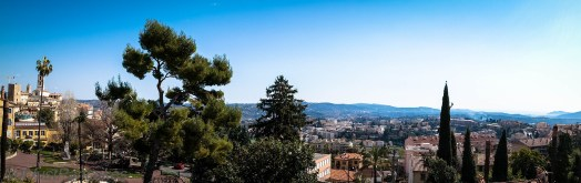 View from Grasse