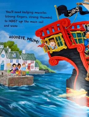 Captain McGrew Goodbye mum
