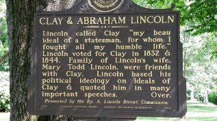Ashland, Clay and LIncoln