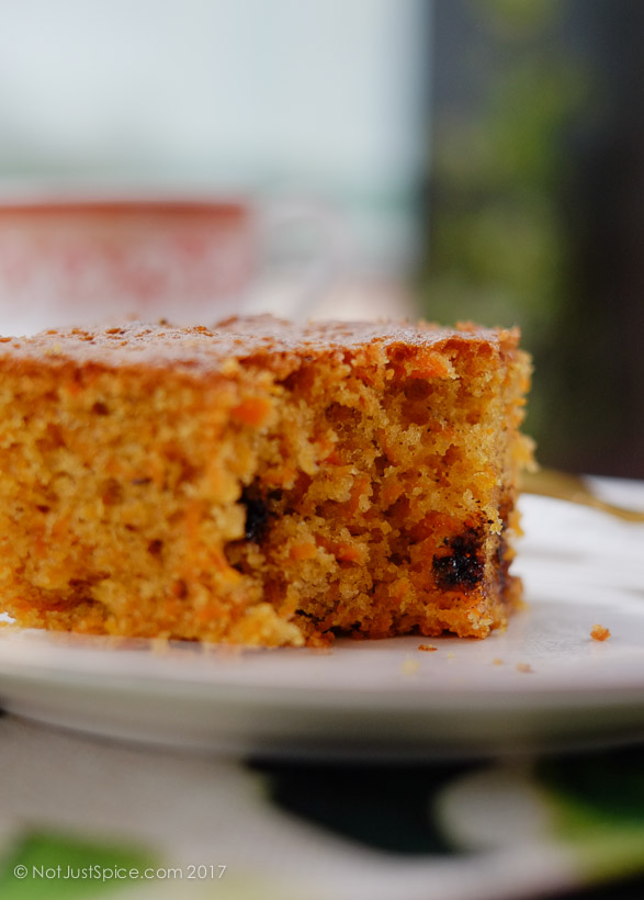 The Ultimate Carrot Cake on notjustspice.com
