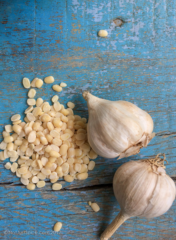 Onion tomato chutney on notjustspice.com