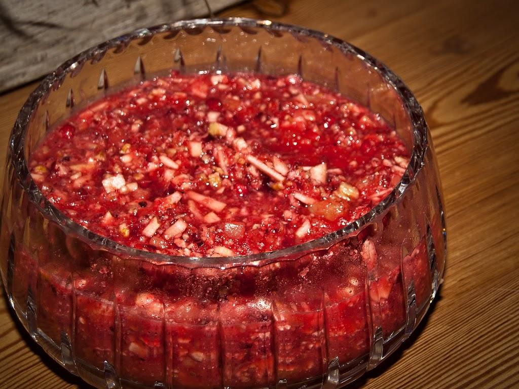 Holiday Cranberry Salad Recipes