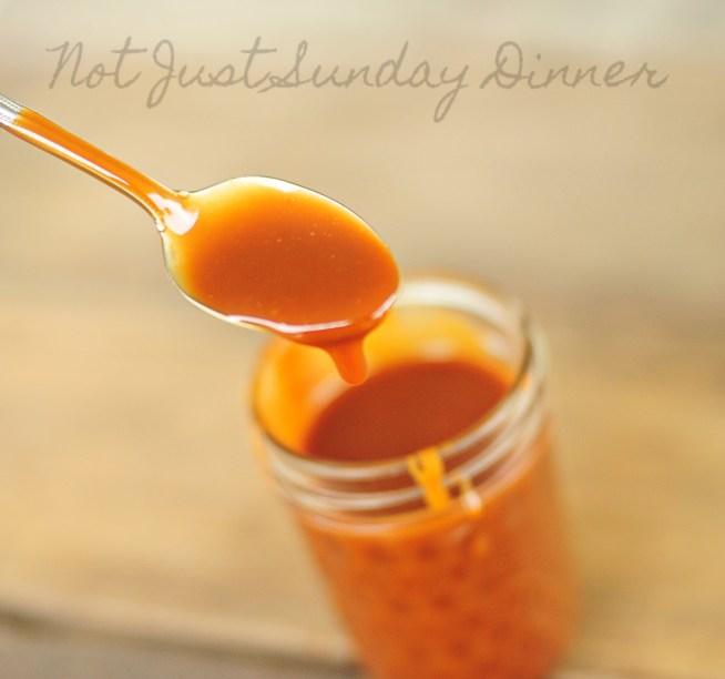 salted caramel sauce 5