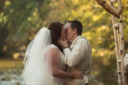 Kiss your bride.