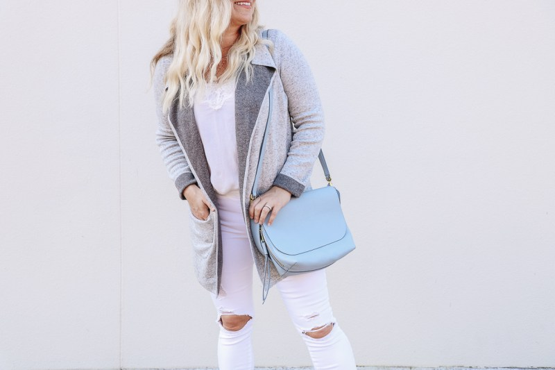 A Cozy Cardigan and Sale Items
