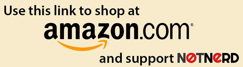 Click this link to support us while shopping at Amazon