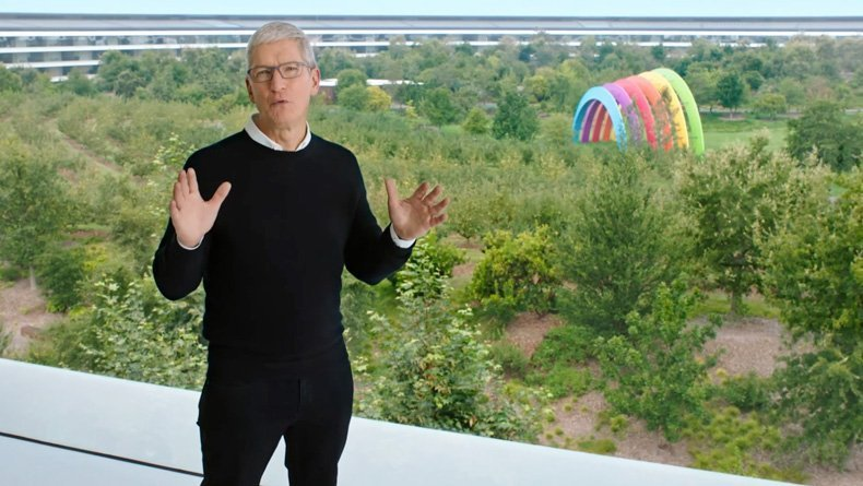 Apple Watch iPad Event