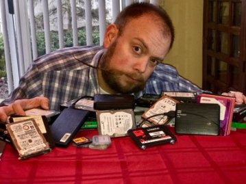 Episode 63: Confessions of a Digital Hoarder