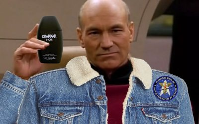 Episode 95: Would Picard Wear Jaquard?