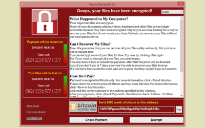 5 things to know about the Wanna Cry ransomware