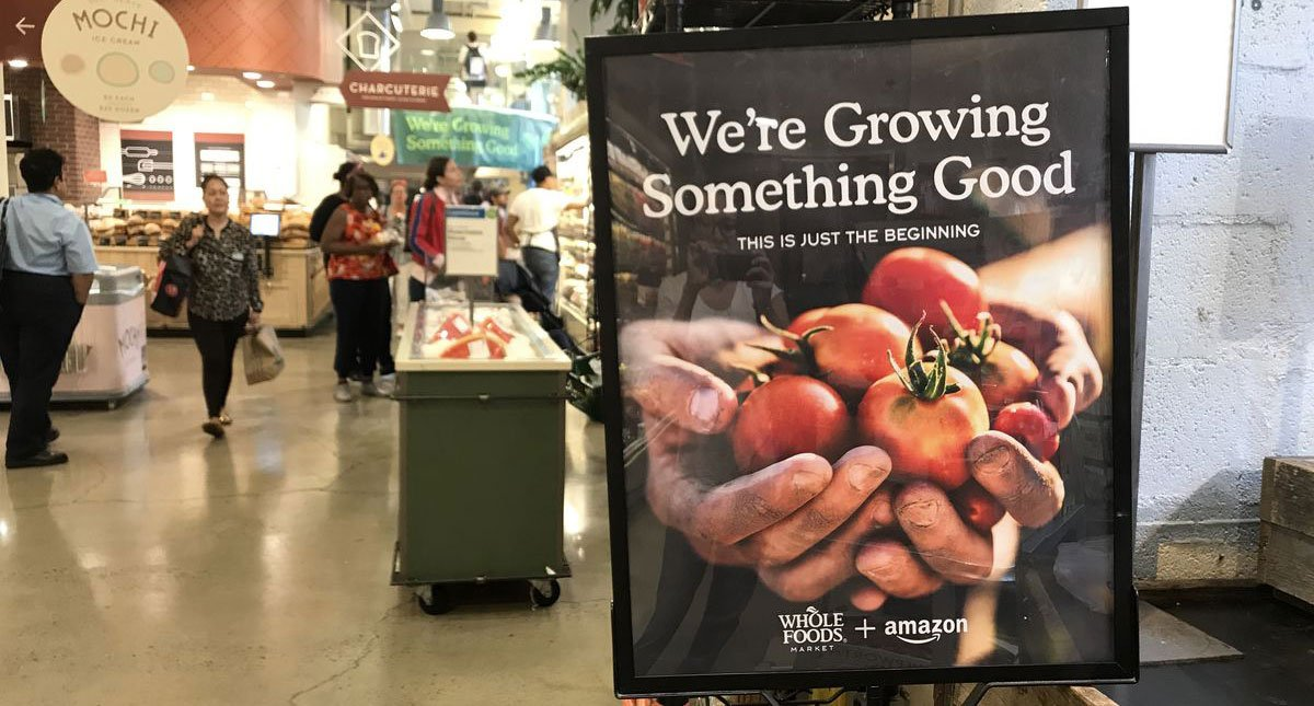 Whole Foods Amazon Deal