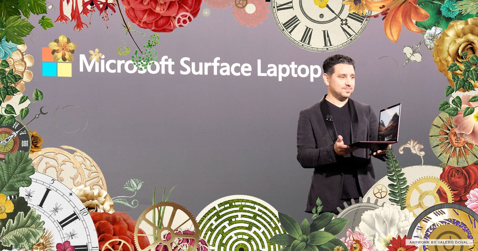Microsoft Surface Laptop S-Town