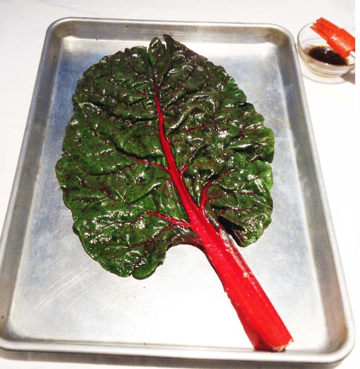green-chard-leaf
