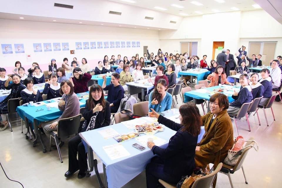のとルネ100人女子会2019!【七尾市】