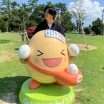 和倉温泉のPRキャラクターわくたまくんがいっぱい!わくたまくんパーク 和倉温泉【七尾市】