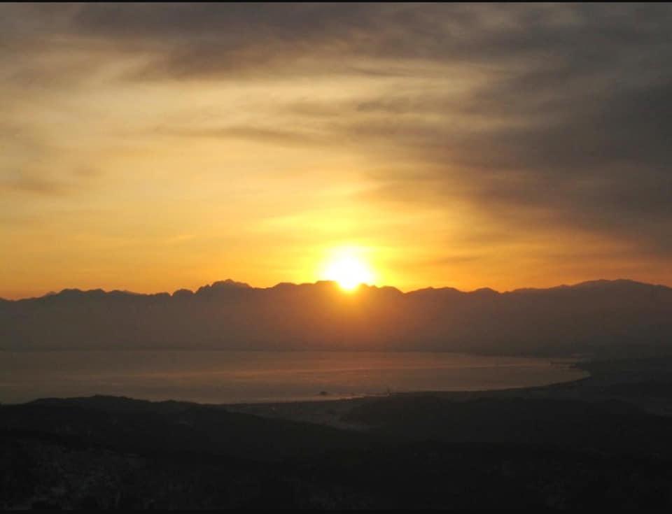 2020年、碁石ケ峰で初日の出を拝もう!!【中能登町】