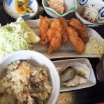 海から直通!新鮮な牡蠣が手軽に味わえる『かき処 海』【七尾市】
