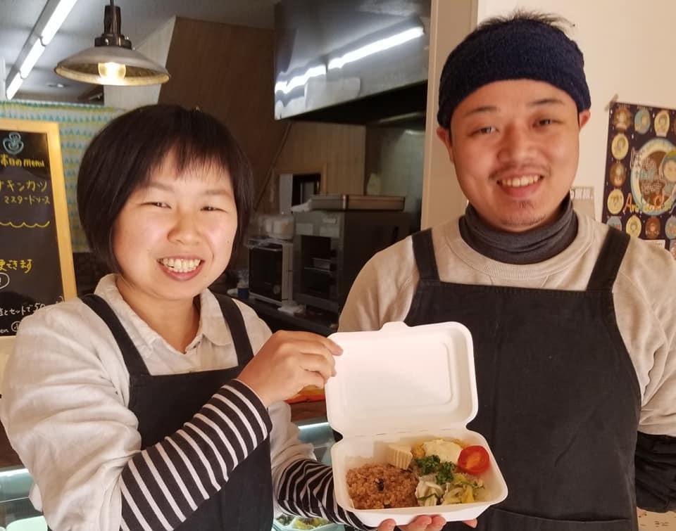 オーガニックな食材でこだわりのお惣菜屋「ここーね」【七尾市】