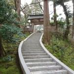 七尾にある山の寺寺院群の1つ「本延寺(ほんねんじ)」
