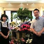 気持ちが伝わるお花を届けて70年、笑顔があふれる「さいだ花店」【七尾市】