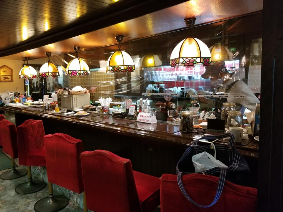 朝7時より営業!昭和28年創業時の姿そのままの喫茶店「直火焙煎珈琲中央茶廊(ちゅうおうさろう)」【七尾市】