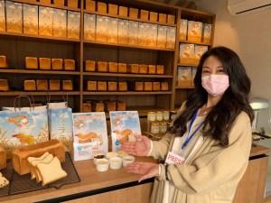 ベーカリープロデューサー岸本拓也が手がける願いがつまった高級食パン専門店『麦にシャララ♪』【能登町】