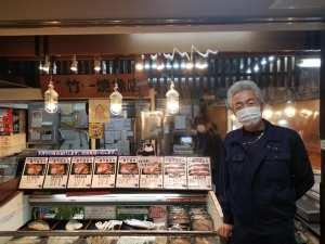 自慢の自家製一夜干しは絶妙の味加減!作りたての味がそのままの「竹一焼魚店」【七尾市 能登食祭市場内】