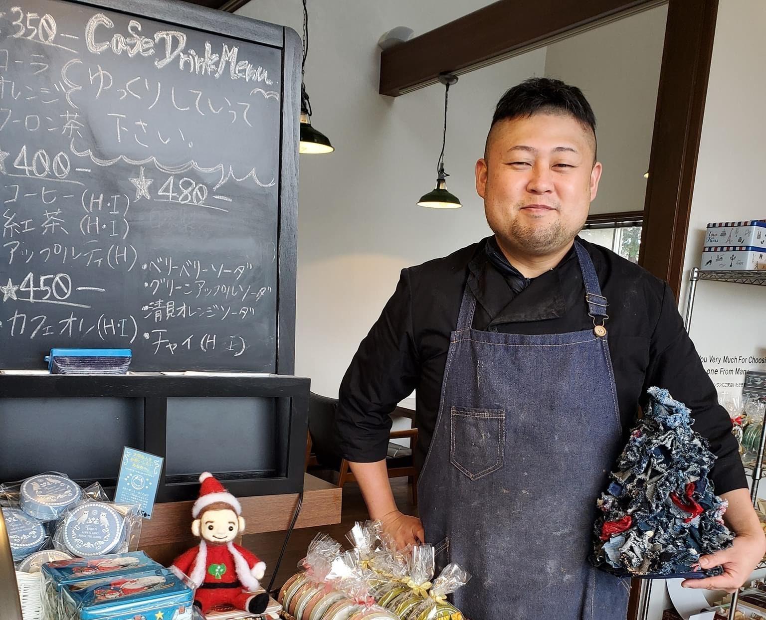 長居大歓迎のカフェ併設。店主のやさしさが隠し味のケーキ屋さん Green One(グリーンワン)【七尾市】