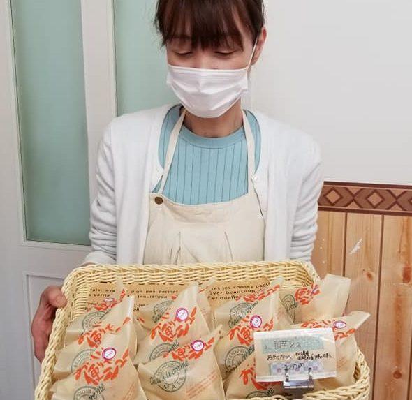和倉温泉総湯横のパン屋さんは県外客にも人気!「焼き立てベーカリー アンリス」【七尾市 和倉温泉】
