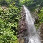 緑の中で美しく流れ落ちる名勝「不動滝」は映えるパワースポット【中能登町】