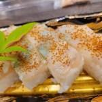能登ふぐ押寿司はオススメ!お寿司と麺の「まいもん処たぶ屋」【七尾市 能登食祭市場内】