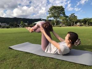 noto yoga(ノト・ヨガ)能登初!ベビママヨガ 新しく始めます【中能登町/七尾市/羽咋市】