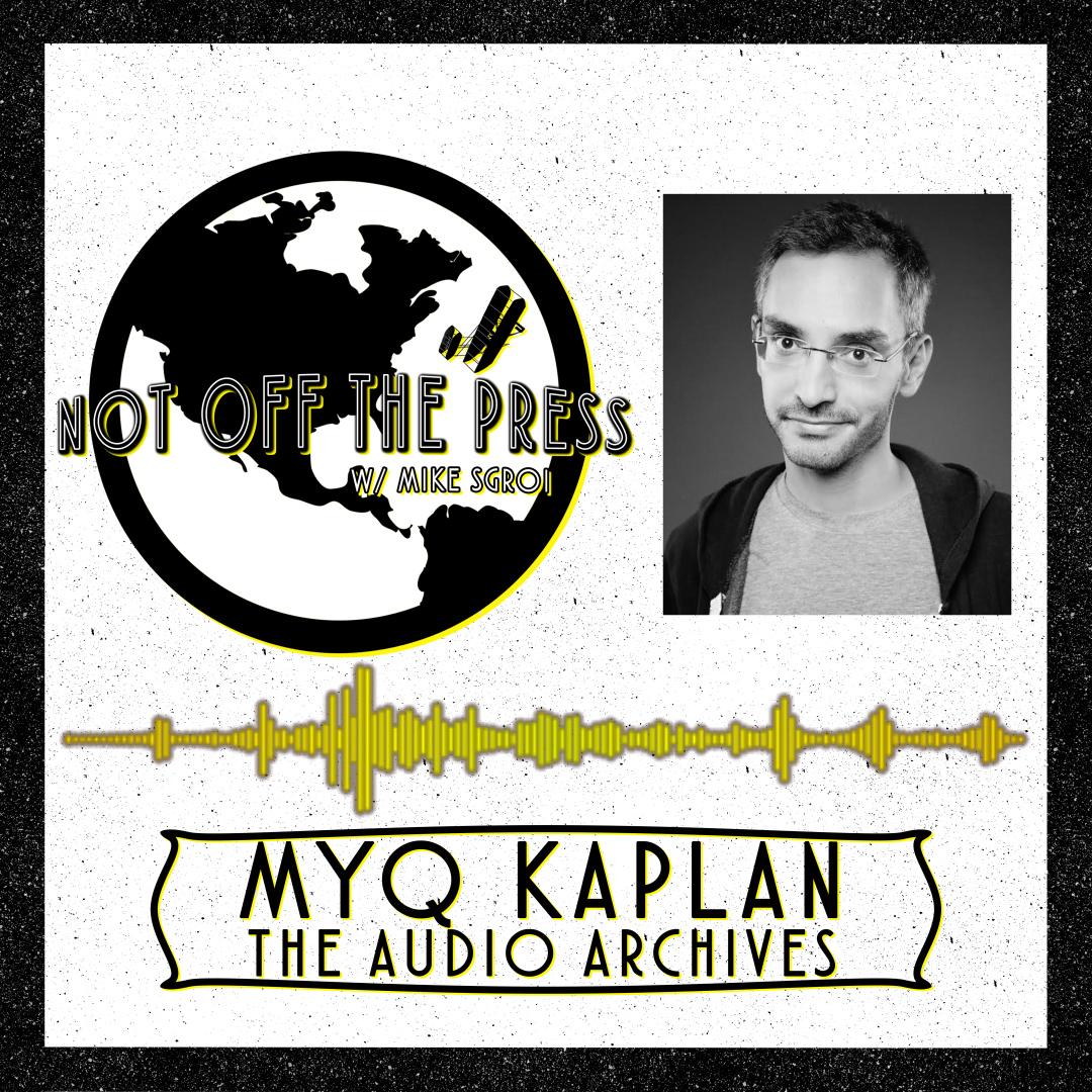 Myq Kaplan Thumbnail