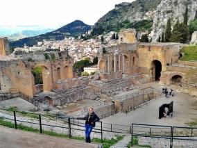 Taormina amfiteatr