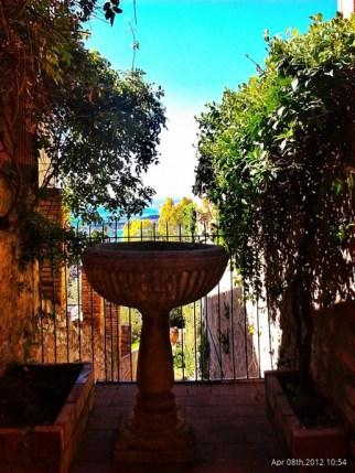 ulice Taorminy_streets of Taormina