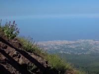 widok z Wezuwiusza_Vesuvius's view
