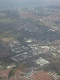 Panama z lotu ptaka_sky view