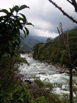 drodze do diabelskiego wodospadu_on the way to Pailon del Diablo