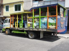 miejscowy transport_chiva_transport in Bańos