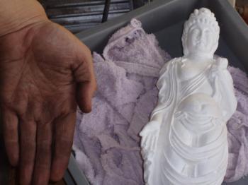 仏像大きさ