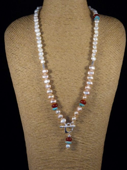 Cloudberry Freshwater Pearls.