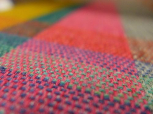 Learn to Weave - Student work.