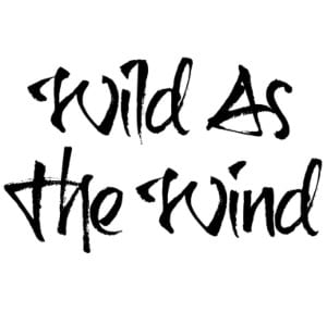 Wild As The Wind Logo