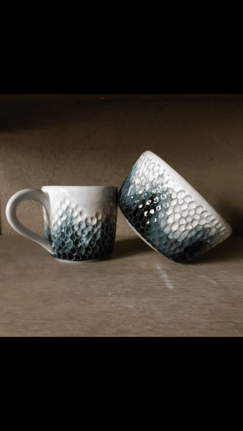 Mermaid mug & bowl